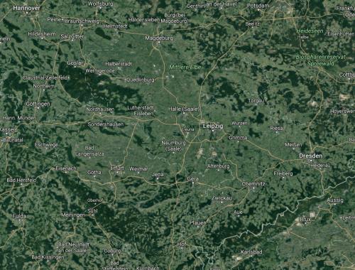 Mitteldeutschland - Geheimtipps